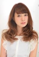 日焼けした髪を活かす、艶髪エンドレスサマースタイル☆