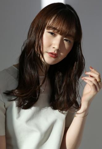 艶髪ロング819
